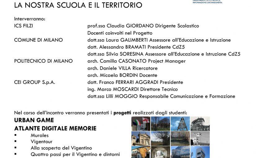 Virtual tours in cultural landscape