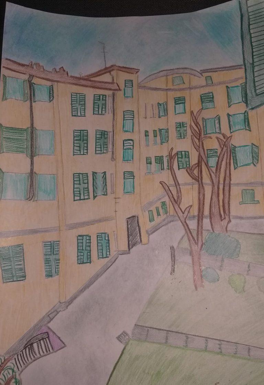 Andrew disegno